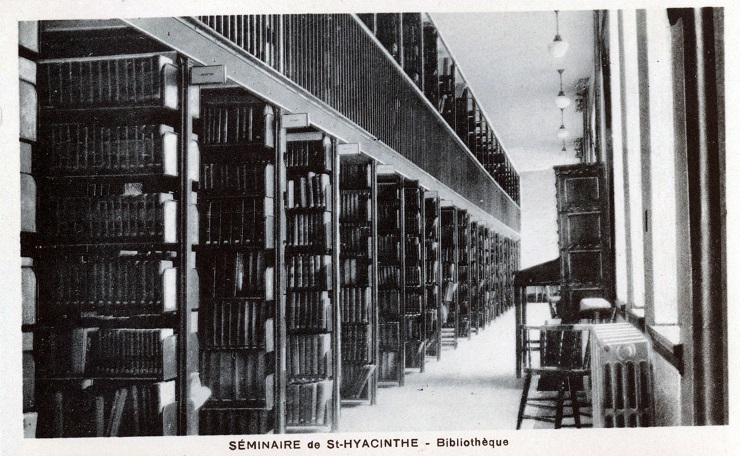 The library after 1927 photo 1