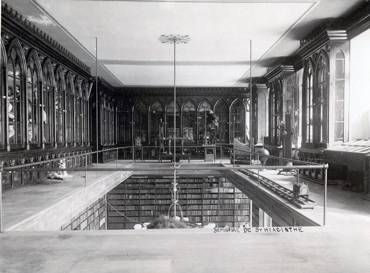 The library before 1927 photo 3